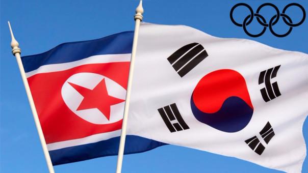 La península de Corea está dividida desde 1945.