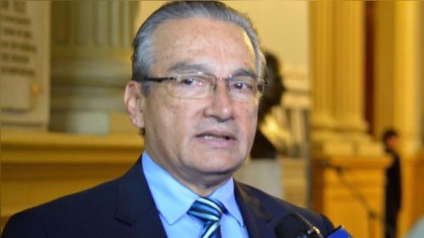 Exlegislador Alejandro Aguinaga