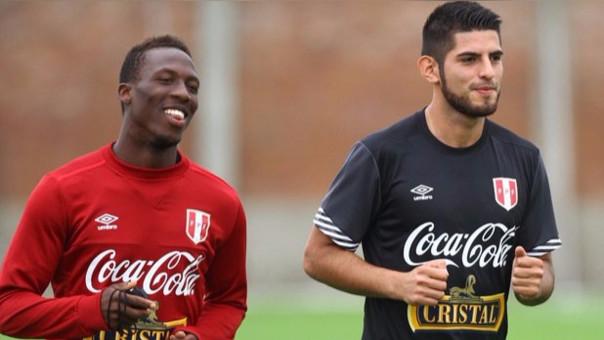 Solano explicó por qué Carlos Zambrano y Luis Advíncula no fueron llamados por Gareca.