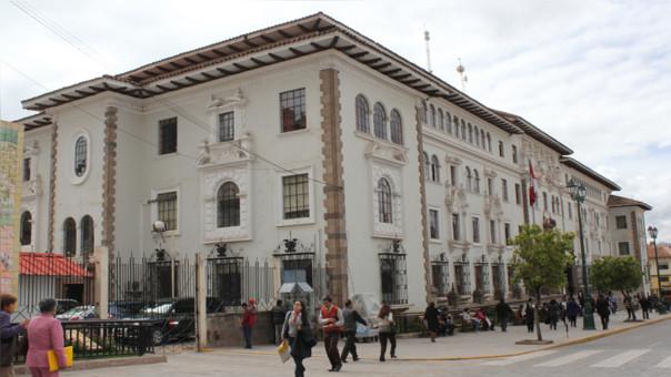 Palacio de Justicia del Cusco