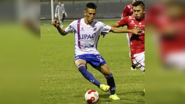 Convocan a delantero Rely Fernández a la selección peruana