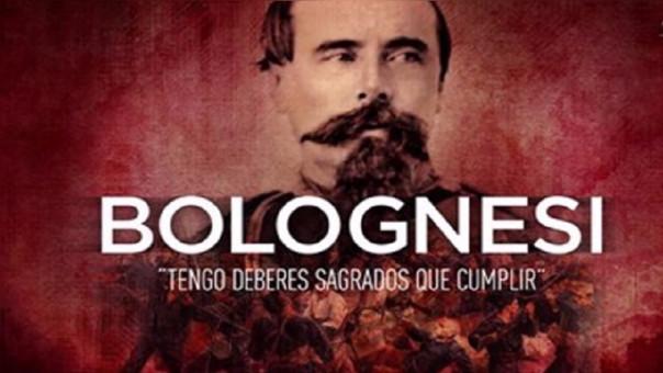 Documental sobre obra de don Francisco Bolognesi
