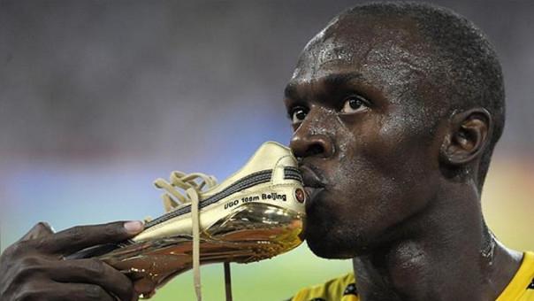 18 mil dólares por una zapatilla firmada por Usain Bolt