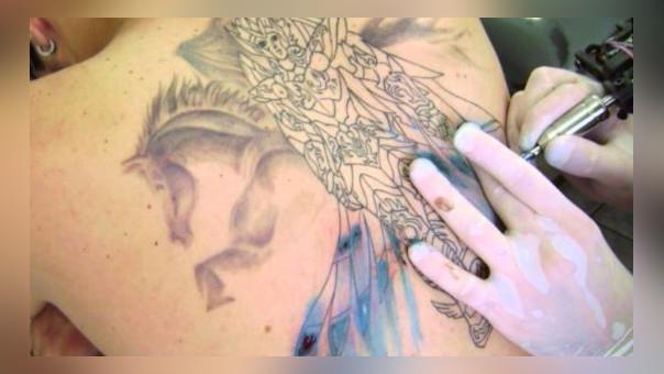 Tatuaje de Saint Seiya