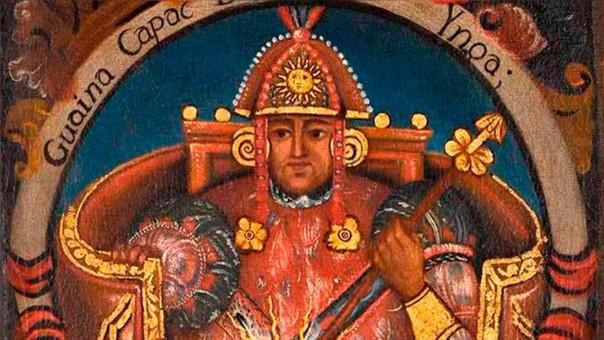 El reinado de Huayna Cápac fue un periodo de paz para los Incas.