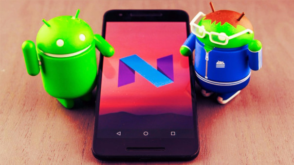 La esperada actualización Nougat llegó a Android.
