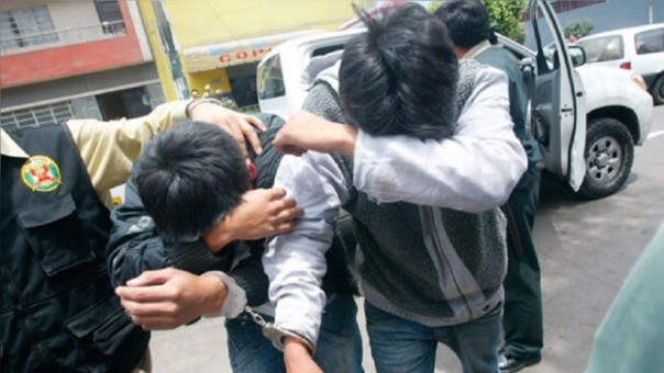 Condenan a ladrones de celulares de Chiclayo