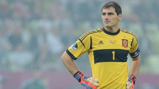 Iker Casillas no fue considerado en la Selección de España.