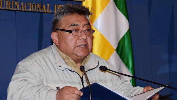 El viceministro de Régimen Interior asesinado a golpes, Rodolfo Illanes.