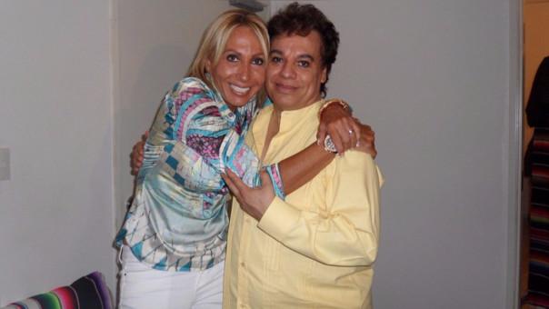 Laura Bozzo recordó la influencia que tuvo Juan Gabriel en su carrera en la televisión mexicana.