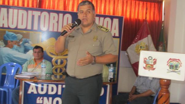 Comisario Satipo