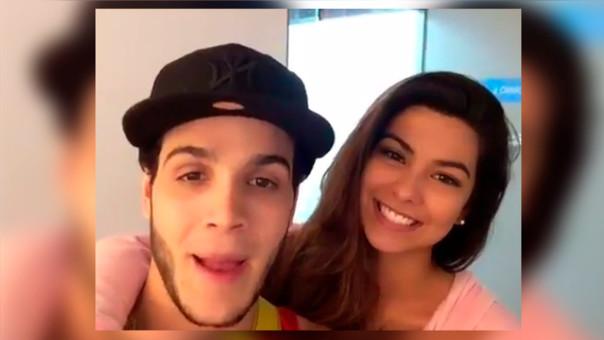 Julieta Rodríguez confesó 'affaire' con Mario Irivarren [Videos]