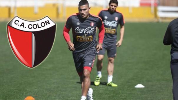Diego Mayora tendrá su primera experiencia en el exterior.