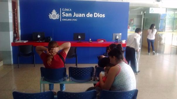 Teletón a favor de la Clínica San Juan de Dios