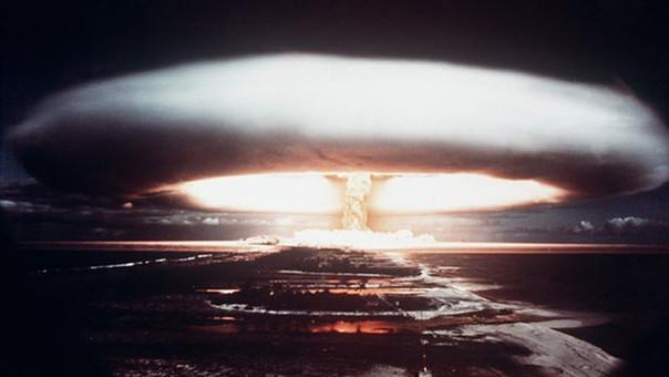 Las explosiones nucleares han sido un factor desencadenante, según los científicos, para ingresar a la era del Antropoceno.