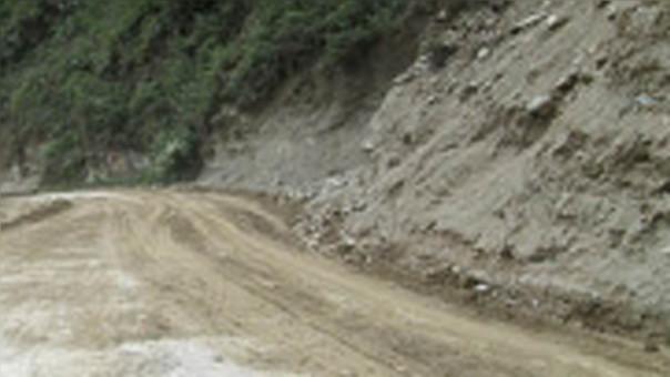 Carretera Huayaunioc Huasahuasi