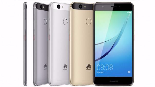 IFA 2016: Huawei presentó su nueva línea de smartphone Nova