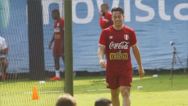 Cristian Benavente no estará en el Perú vs. Bolivia.