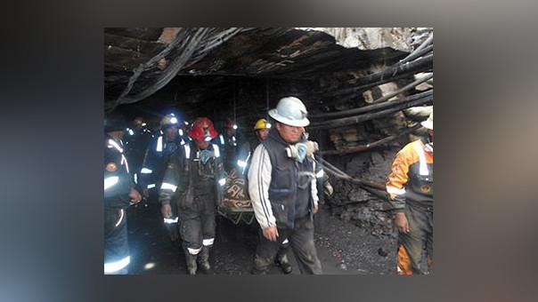 Accidente laboral ocurrión en la contrata minera MAR E.I.R.L.
