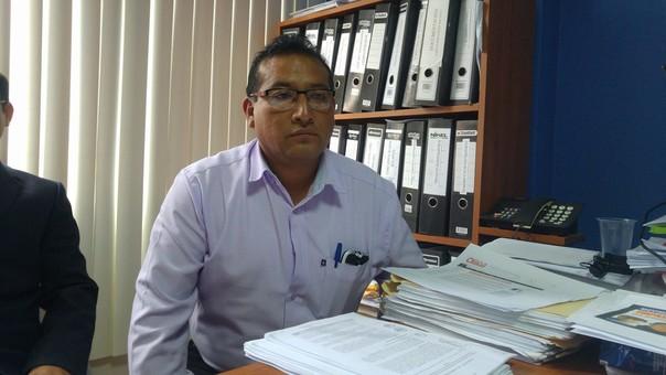 Alcalde de Pallasca, Nicolás Orbegoso