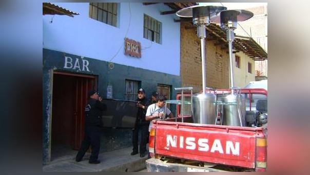 Bar Huamachuco