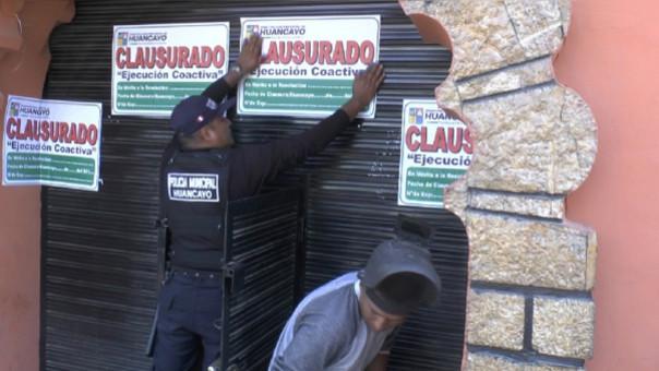 Clausura casino