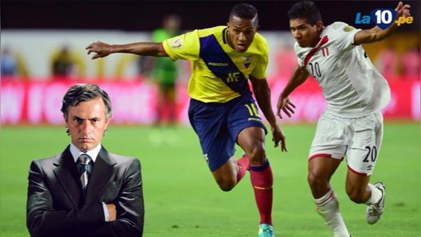 José Mourinho estaría en el Perú vs. Ecuador por Eliminatorias