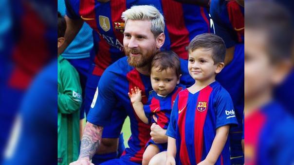Chau mundial 2030, Messi: A mi hijo no le gusta el fútbol