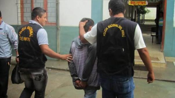 Detenido Huaral
