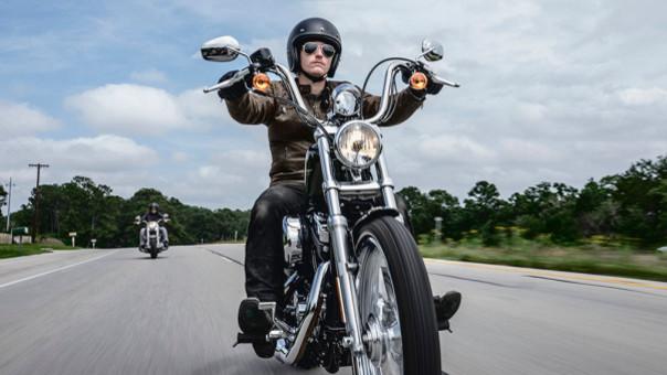 Las motos Harley-Davidson, todo un símbolo estadounidense y ruidoso de la libertad.