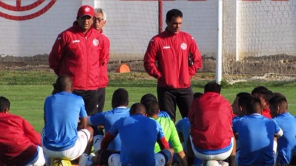 Victor Rivera entrenador del Juan Aurich
