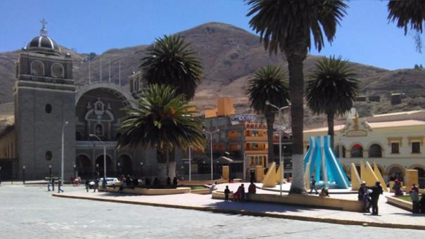 Delincuencia golpea al turismo en Otuzco