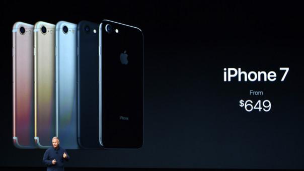 Precio del iPhone 7