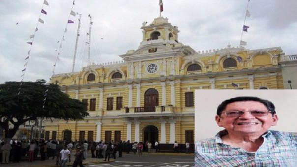 Nuevo gerente municipal de Chiclayo