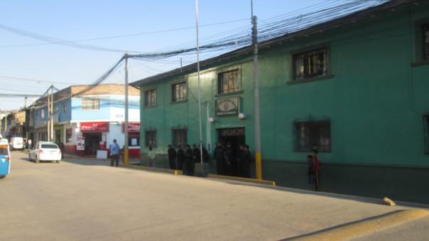 Comisaria de Andahuaylas