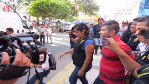Actualmente, Piscoya Pérez está recluido en el penal de Piura, en donde  espera una sentencia.