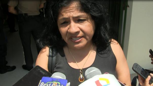 Regidora Liliana Barrantes opina sobre salida de funcionarios