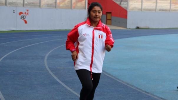 Yeni Vargas luchará el miércoles por una presea dorada en los Juegos Paralímpicos.