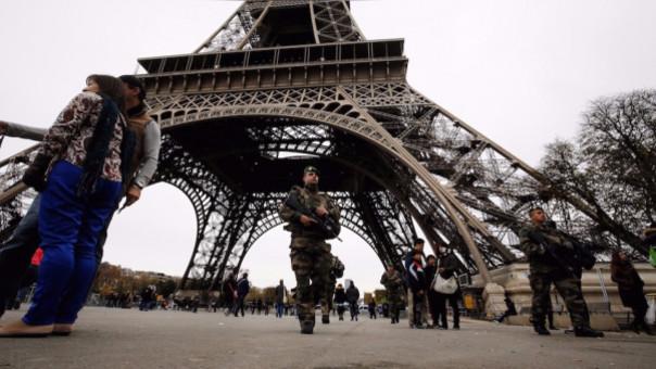 La detención se da como parte de las acciones del gobierno de Francia para prevenir nuevos ataques terroristas.