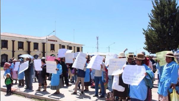 Deudos de víctimas piden que el Ministerio Público actúe al respecto.