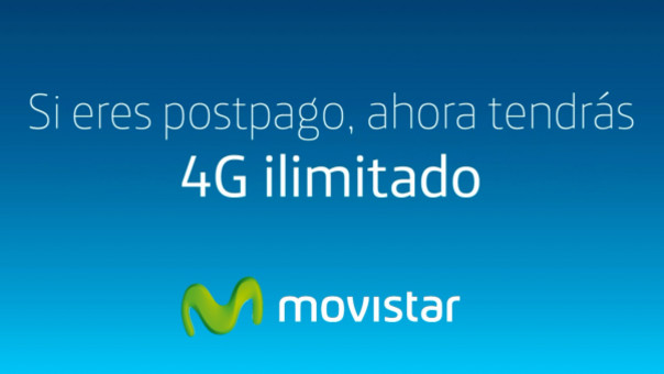 La oferta de Movistar.
