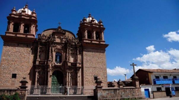 Cusco: Un incendio destruye 80% del patrimonio de la iglesia de San Sebastián