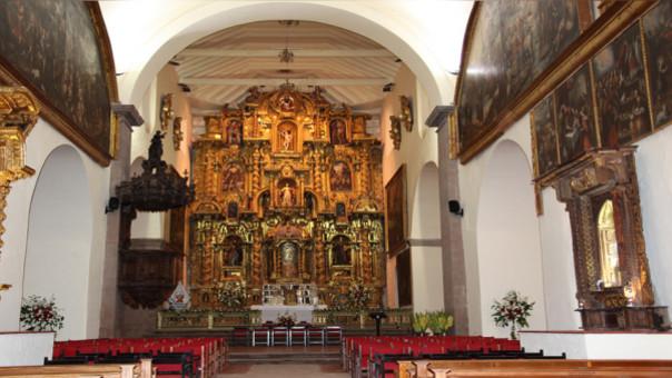 Templo de San Sebastián