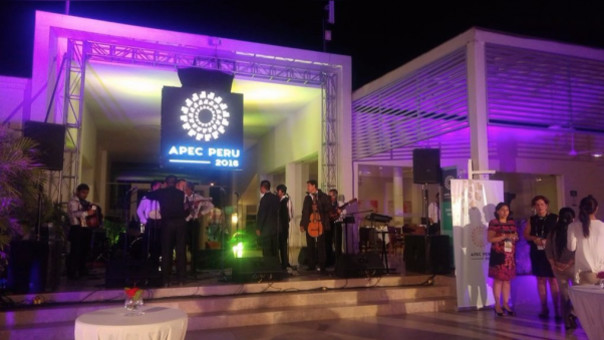El Foro de Cooperación Económica del Asia-Pacífico (APEC Perú 2016), se realiza en la región de Piura desde el 16 de setiembre.