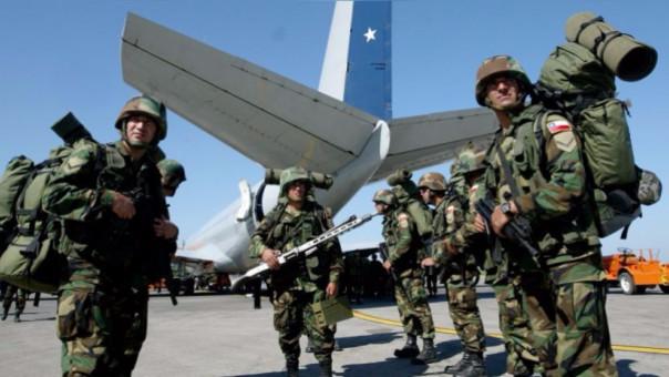 Chile tiene tropas en Haití desde el 200, como parte de una misión de la ONU.