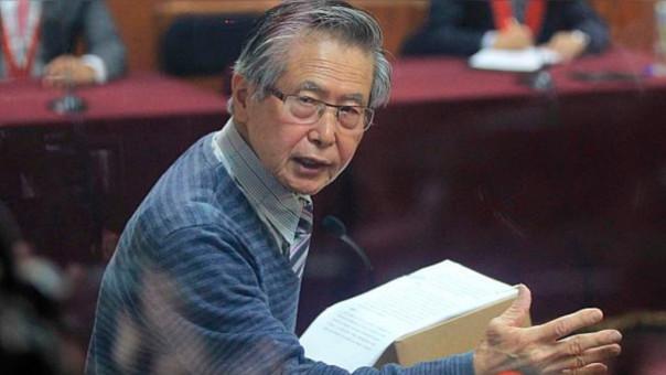 Internan de urgencia a Alberto Fujimori en Perú por problemas de salud