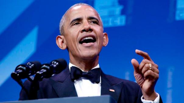 El presidente de Estados Unidos, Barack Obama, en la conferencia y premios anuales de la edición número 39 Congressional Hispanic Caucus Institute Public Policy, en Washington.
