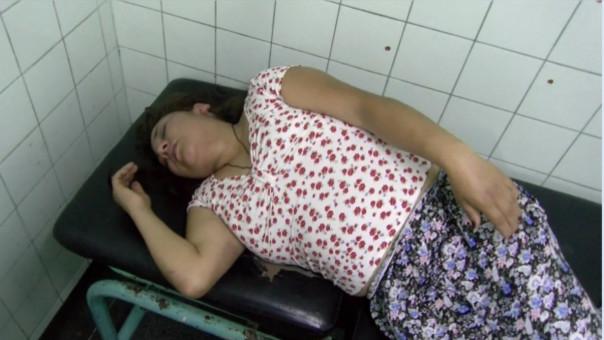Violencia contra la mujer: sujeto da golpiza a conviviente en Trujillo