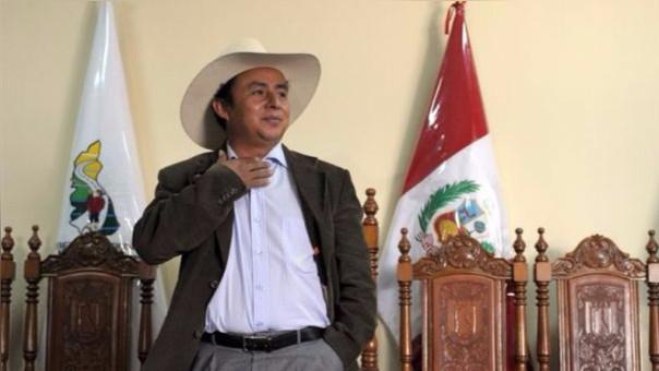 Jurado Nacional de Elecciones notifica mediante Edicto a Gregorio Santos Guerrero