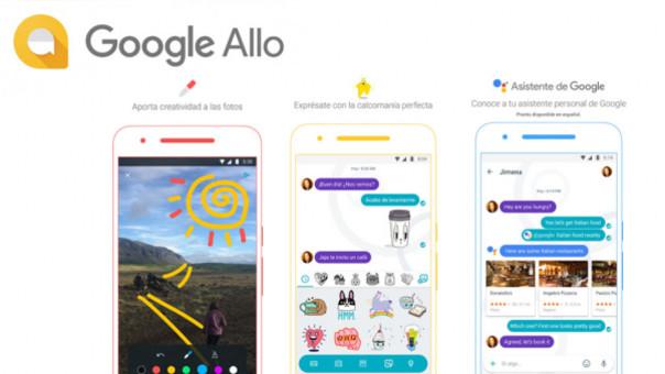 Google lanza Allo